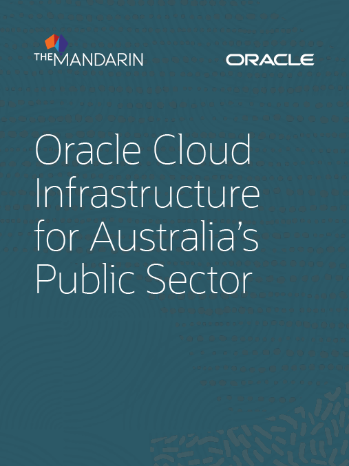 eBook: Cloud infrastructure for Australia's public sector image