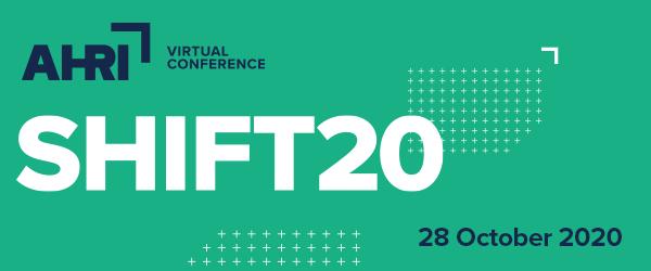 AHRI SHIFT20 Virtual Conference image