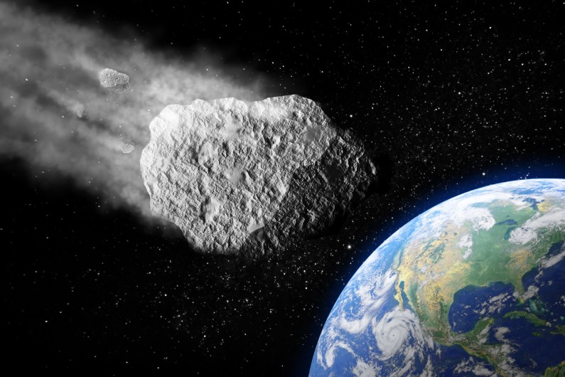 The world's space agencies are on a quest to deflect a (harmless) asteroid
