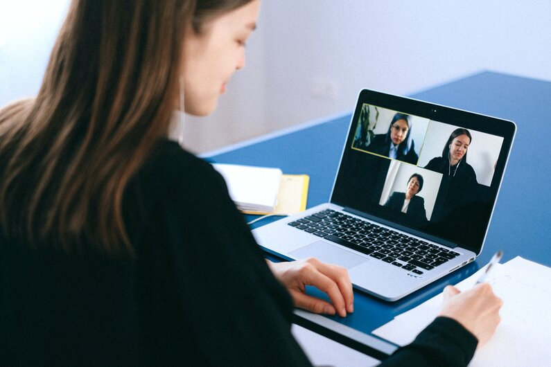 Nine video interview tips to make a good first impression