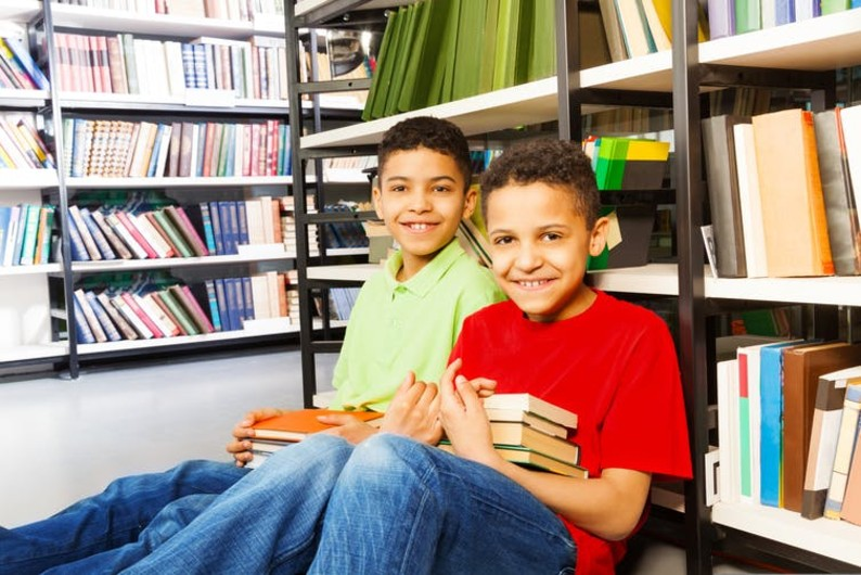 A place to get away from it all: five ways school libraries support student well-being