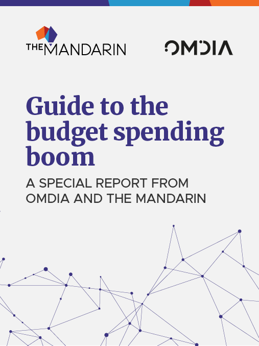 Guide to the budget spending boom image