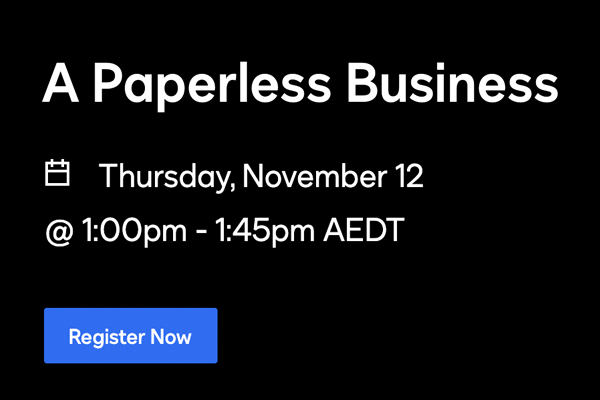 A Paperless Business with DocuSign image
