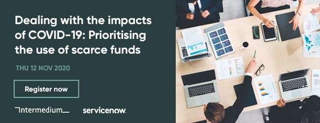 Dealing with the impacts of COVID-19: Prioritising the use of scarce funds image