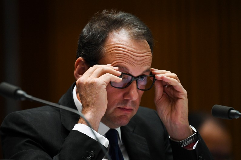 James Shipton resignation in 'best interests' of ASIC, Frydenberg says