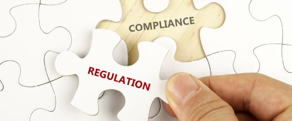 Managing regulation, enforcement and compliance image