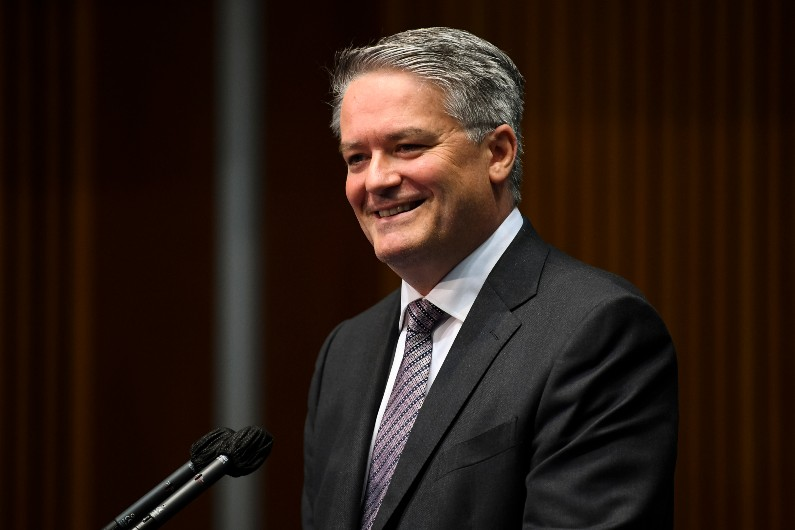 Cormann Australia's pick for top OECD job