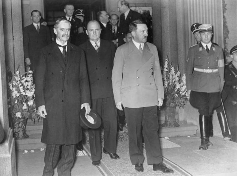How Neville Chamberlain's adviser took spinning for the PM to new and dangerous levels