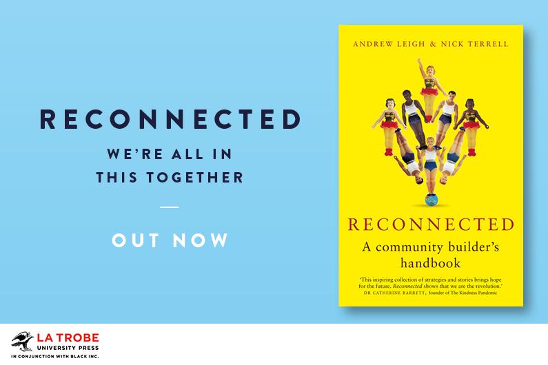 Reconnected: A Community Builder's Handbook