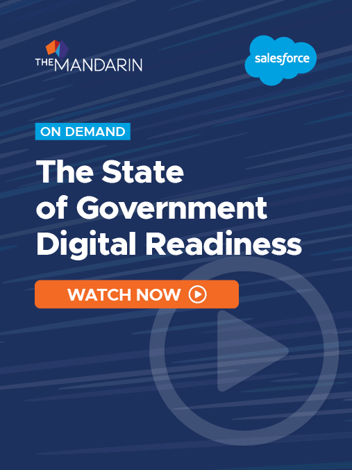 Webinar: The state of government digital readiness image