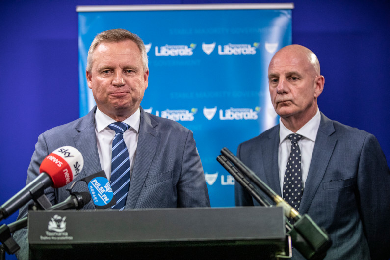 No wage freeze for Tasmanian public servants, state government confirms