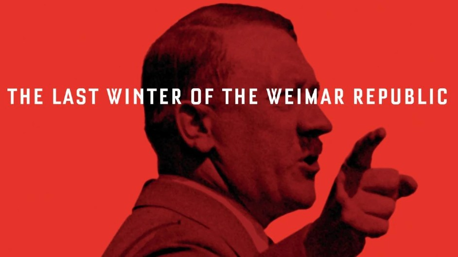 From the bookshelf: 'The gravediggers: The last winter of the Weimar Republic'