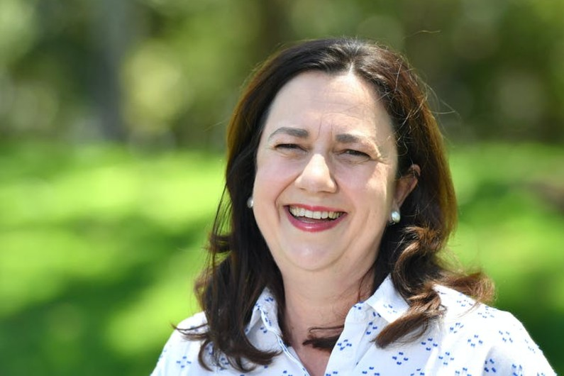 'Three-peat Palaszczuk': why Queenslanders swung behind Labor in historic election