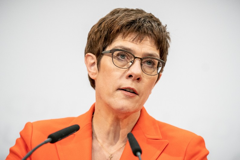 Germany plans a greater peace and security role in the Indo-Pacific