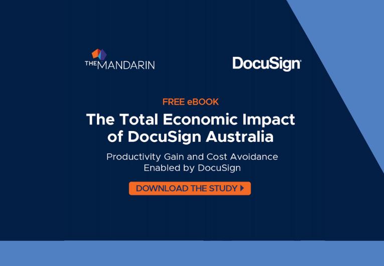 eBook: The Total Economic Impact Of DocuSign Australia