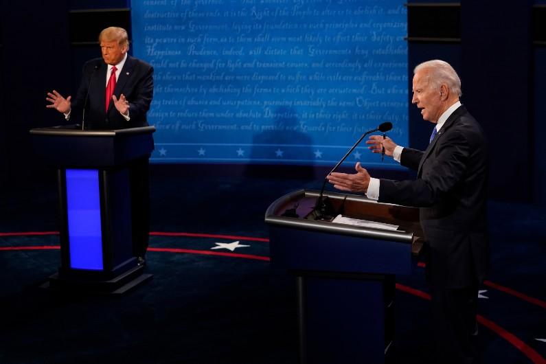 2020 US election: is Biden better for Australia?