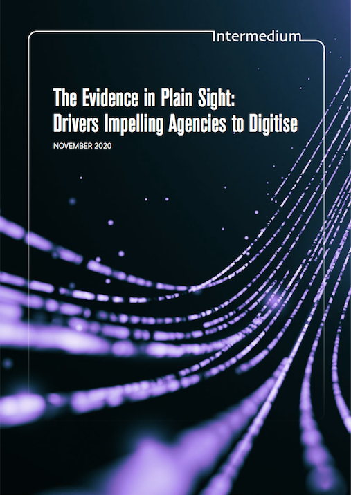 Whitepaper: Drivers Impelling Public Sector to Digitise image