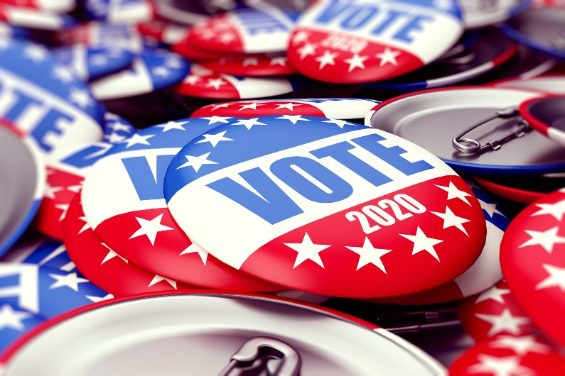 America votes: nail-biting finish to the race