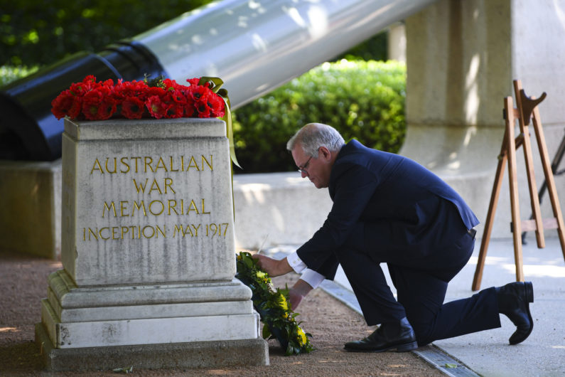 Environment minister approves controversial $500 million war memorial re-development