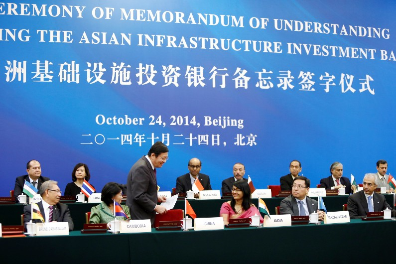 Lessons from the Asian Infrastructure Investment Bank for an Australia China strategy