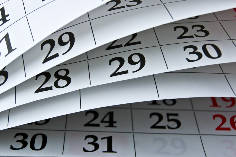 Public service calendar: What's in store for 2021?