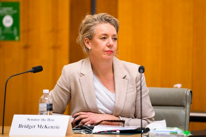 McKenzie to front sports rorts inquiry in February but has 'nothing further to add'