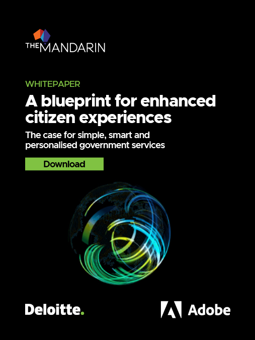 Report: A blueprint for enhanced citizen experiences image