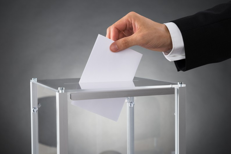 Preserving our democracy with secret ballots