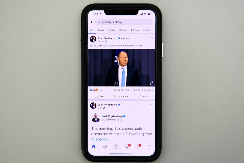 Facebook to lift news ban, but won't be subject to 'forced negotiation'