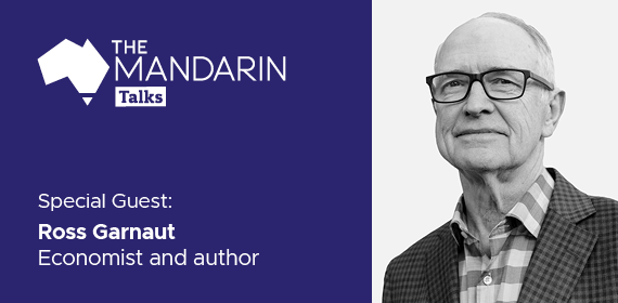 Mandarin Talks: Hitting the reset button: In conversation with Ross Garnaut image