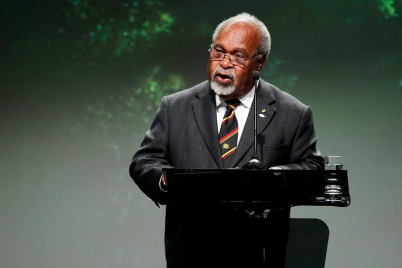 Obituary: Sir Michael Somare, 'father' of PNG and colossus of Pacific politics