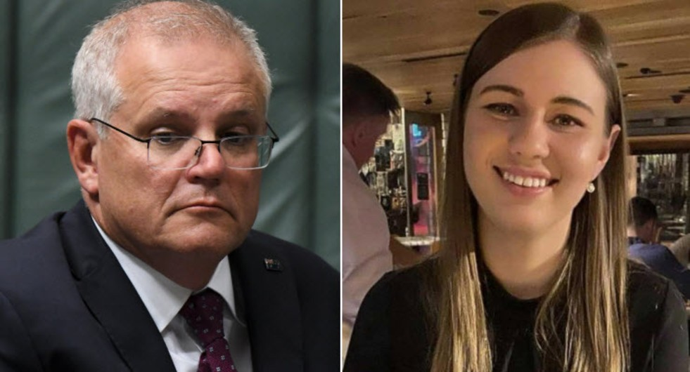 Morrison to hold private meeting with Brittany Higgins