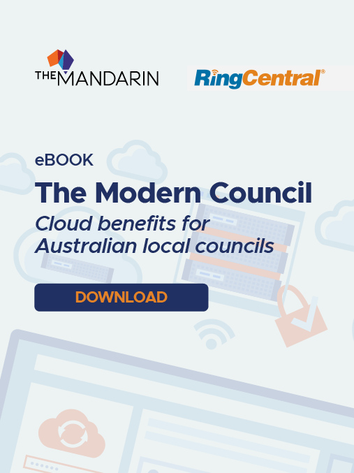 eBook: Cloud benefits for Australian local councils image