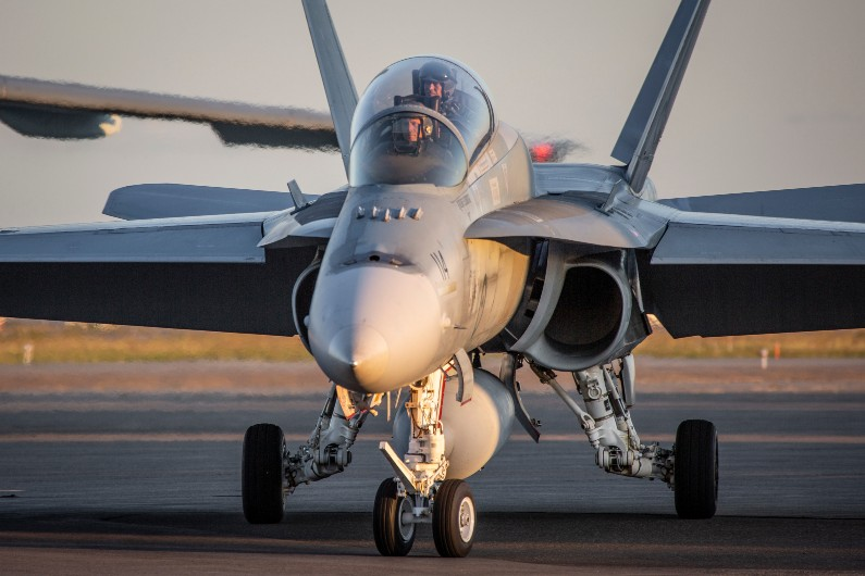 The artificial intelligence 'backseater' in future air combat
