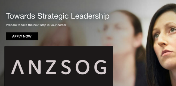 Towards Strategic Leadership image