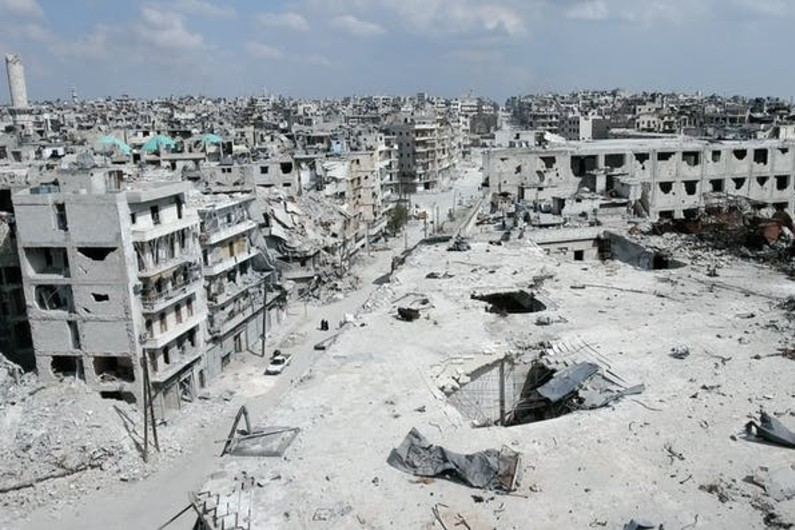 Ten years on, what has prevented an end to Syria's tragedy?