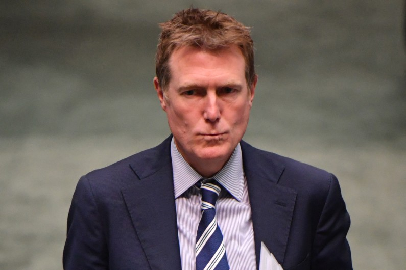 'An innocent man'. Prime Minister defends Christian Porter