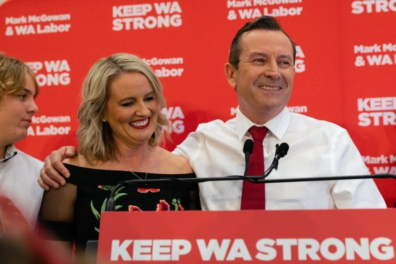 Labor obliterates Liberals in historic WA election; will win control of upper house for first time