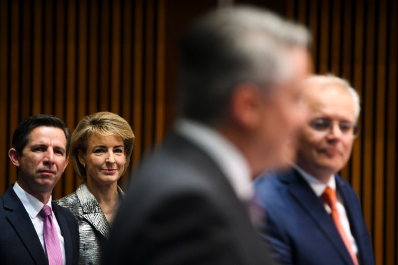 Backdoor diplomacy: Mathias Cormann, climate change and the OECD