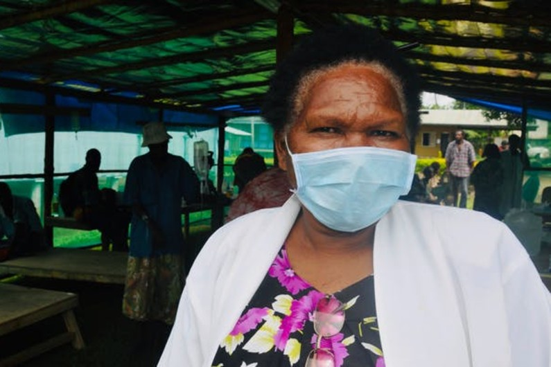 The cold reality of deploying 8,000 vaccines to PNG