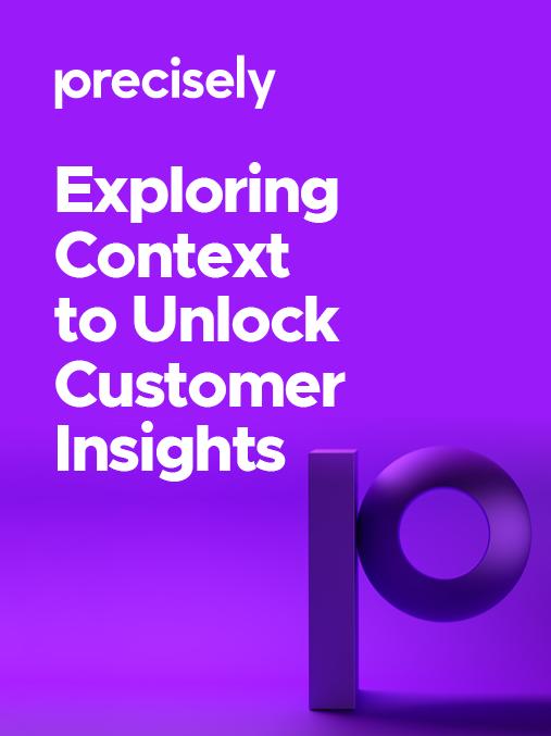 eBook: Beyond Customer 360 – Exploring Context to Unlock Customer Insights image