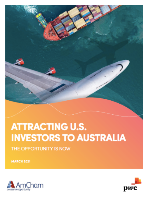 Report: Attracting US investors to Australia – the opportunity is now image