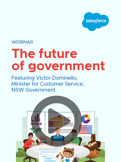 Webinar: The future of government image