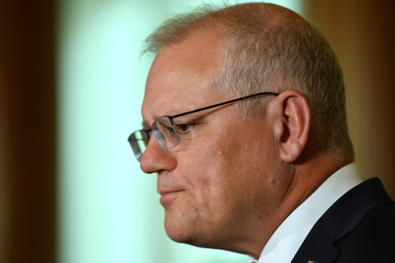 Scott Morrison heads to the climate summit