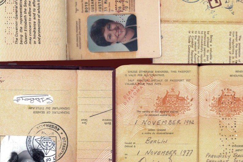 'Not always diplomatic: an Australian woman's journey through international affairs'