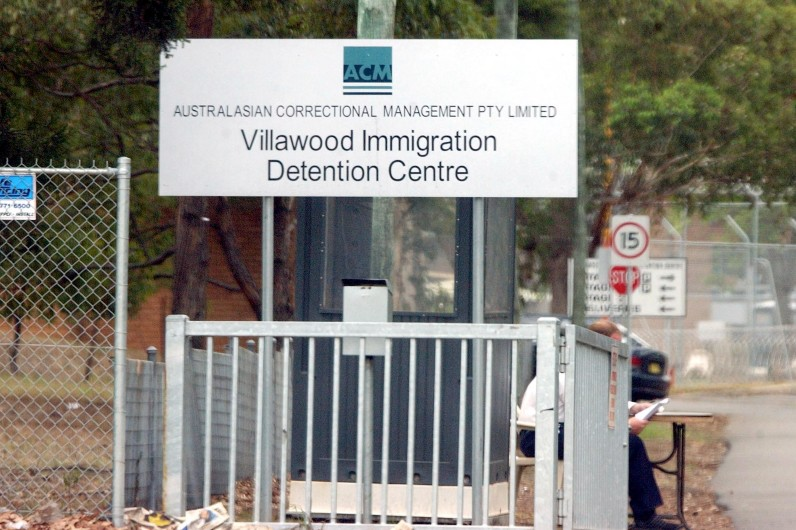 Home Affairs charged over Sydney detention centre death