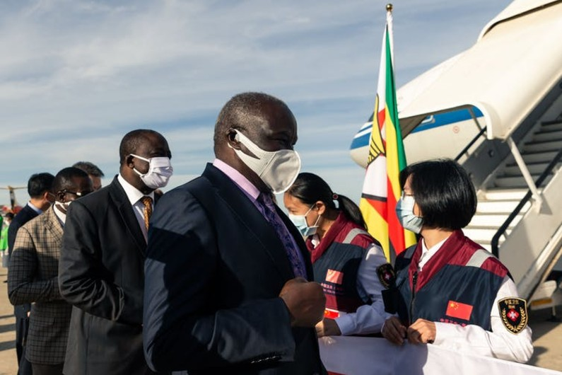 China's 'mask diplomacy' wins influence across Africa, during and after the pandemic