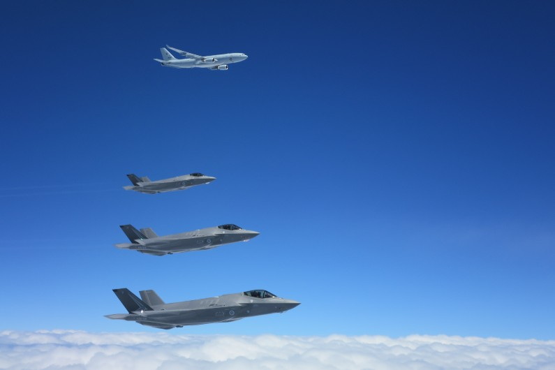 The RAAF will be faster, smarter and have longer reach in its next 100 years
