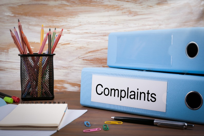 Receiving complaints? Congratulations!