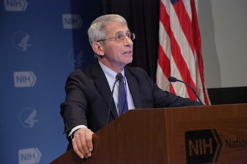 Science investment key to battling virus outbreaks, Fauci says